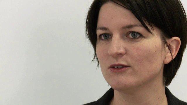 Sandrine Moeschler, médiatrice culturelle du Musée cantonal des Beaux-Arts, à Lausanne