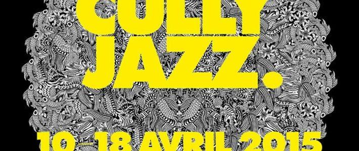affiche tronquée du Cully Jazz 2015