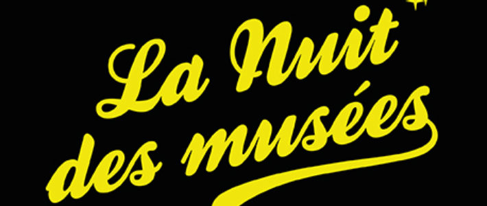 logo de la Nuit des musées de Lausanne et Pully 2015