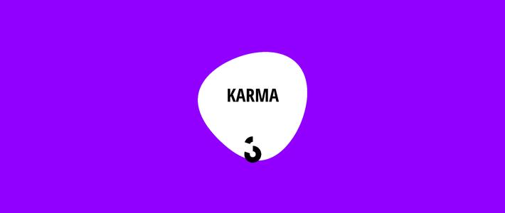 Couleur 3 - Namasté - Karma
