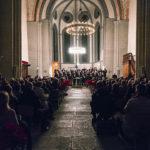 La Chorale du Brassus en concert à l'Eglise Saint-François de Lausanne pour les 75 ans de l'association Pro Infirmis Vaud