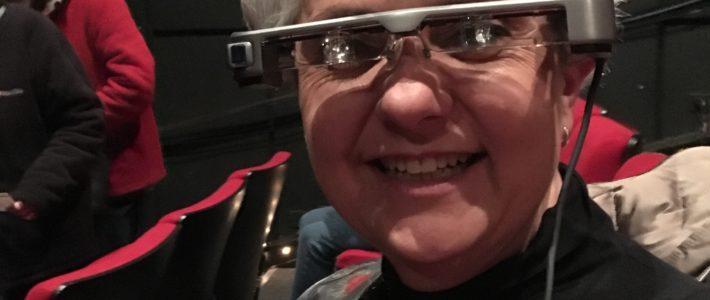 Lunettes réalité augmentée