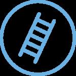 Pictogramme pour les conseils, accompagnement, plans et stratégies de communication proposés par Facilit